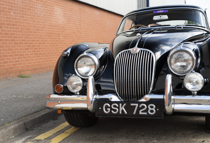 1958 Jaguar XK 150 FHC Fast Road Spec for sale in London(RHD) For Sale (picture 14 of 24)
