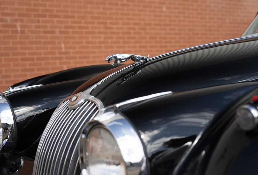 1958 Jaguar XK 150 FHC Fast Road Spec for sale in London(RHD) For Sale (picture 15 of 24)