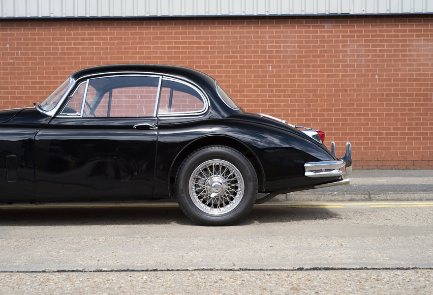 1958 Jaguar XK 150 FHC Fast Road Spec for sale in London(RHD) For Sale (picture 17 of 24)
