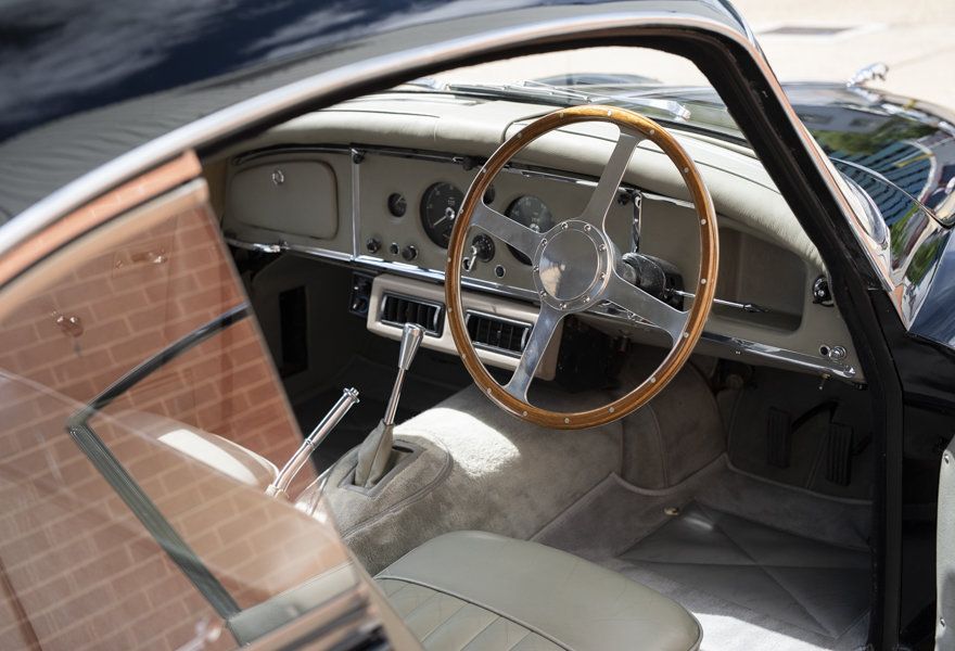 1958 Jaguar XK 150 FHC Fast Road Spec for sale in London(RHD) For Sale (picture 18 of 24)