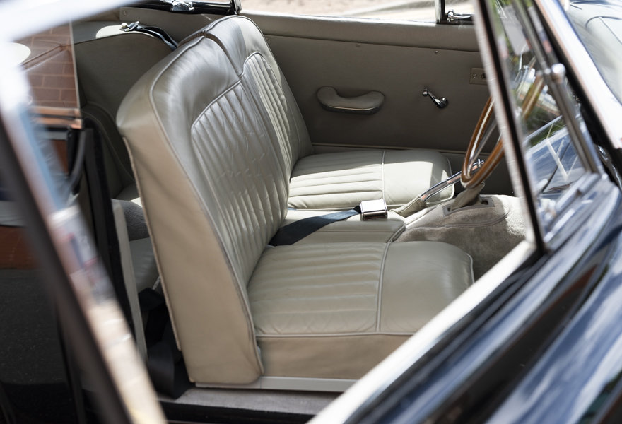 1958 Jaguar XK 150 FHC Fast Road Spec for sale in London(RHD) For Sale (picture 19 of 24)