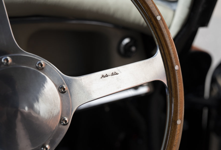 1958 Jaguar XK 150 FHC Fast Road Spec for sale in London(RHD) For Sale (picture 20 of 24)