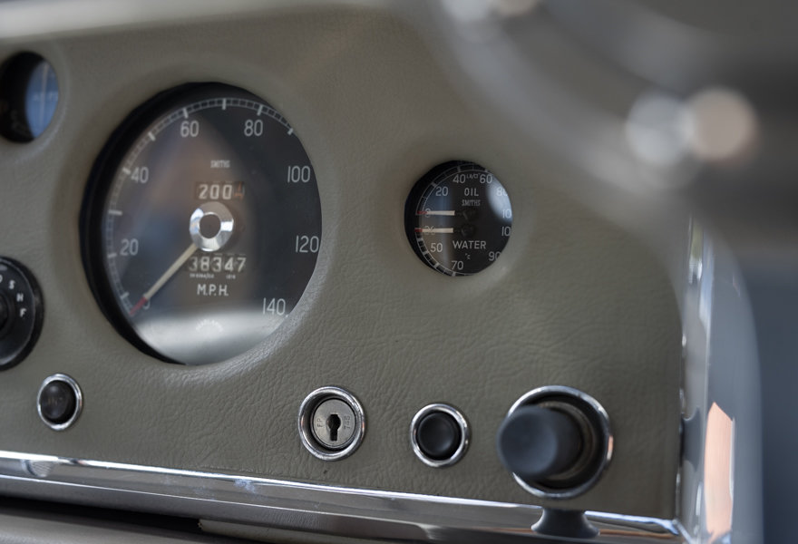 1958 Jaguar XK 150 FHC Fast Road Spec for sale in London(RHD) For Sale (picture 24 of 24)