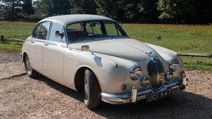 1960 Jaguar Mk 2 2.4 Auto Overdrive Condition 2 For Sale