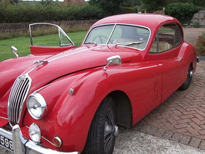 1956 Jaguar XK140 Fixed Head Coupe Good Running Order For Sale