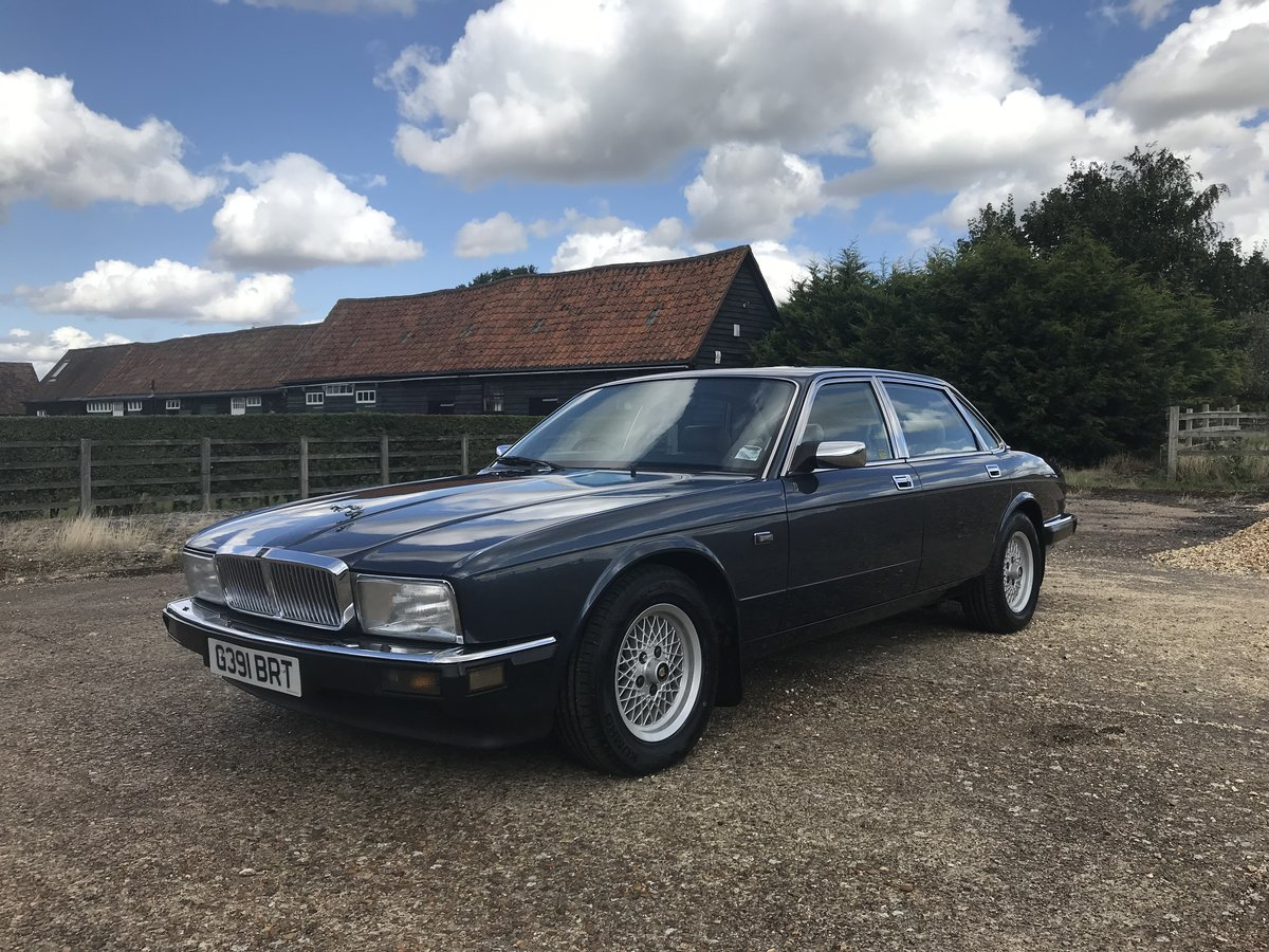 1989 Jaguar Sovereign 3.6 For Sale (picture 1 of 6)