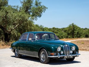 1965 Jaguar S-Type 3.8-Litre Saloon  For Sale by Auction
