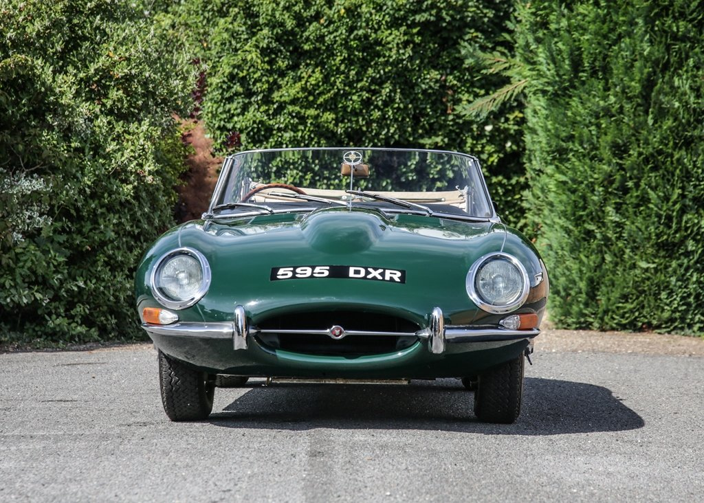 1962 Jaguar E-Type Series I Roadster SOLD by Auction (picture 4 of 6)