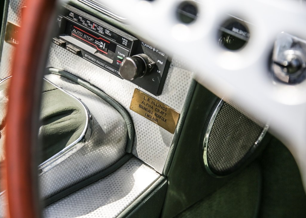 1962 Jaguar E-Type Series I Roadster SOLD by Auction (picture 6 of 6)
