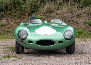 1984 Jaguar D-Type Evocation by Revival Motorsport For Sale by Auction