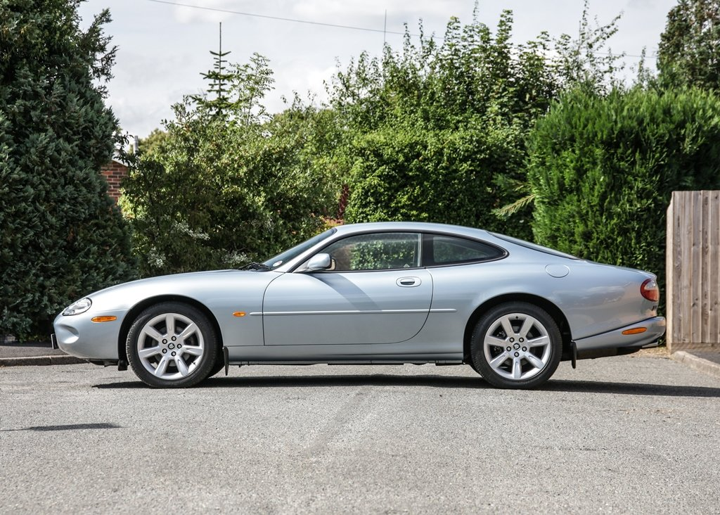 1997 Jaguar XK8 Coup SOLD by Auction (picture 1 of 6)