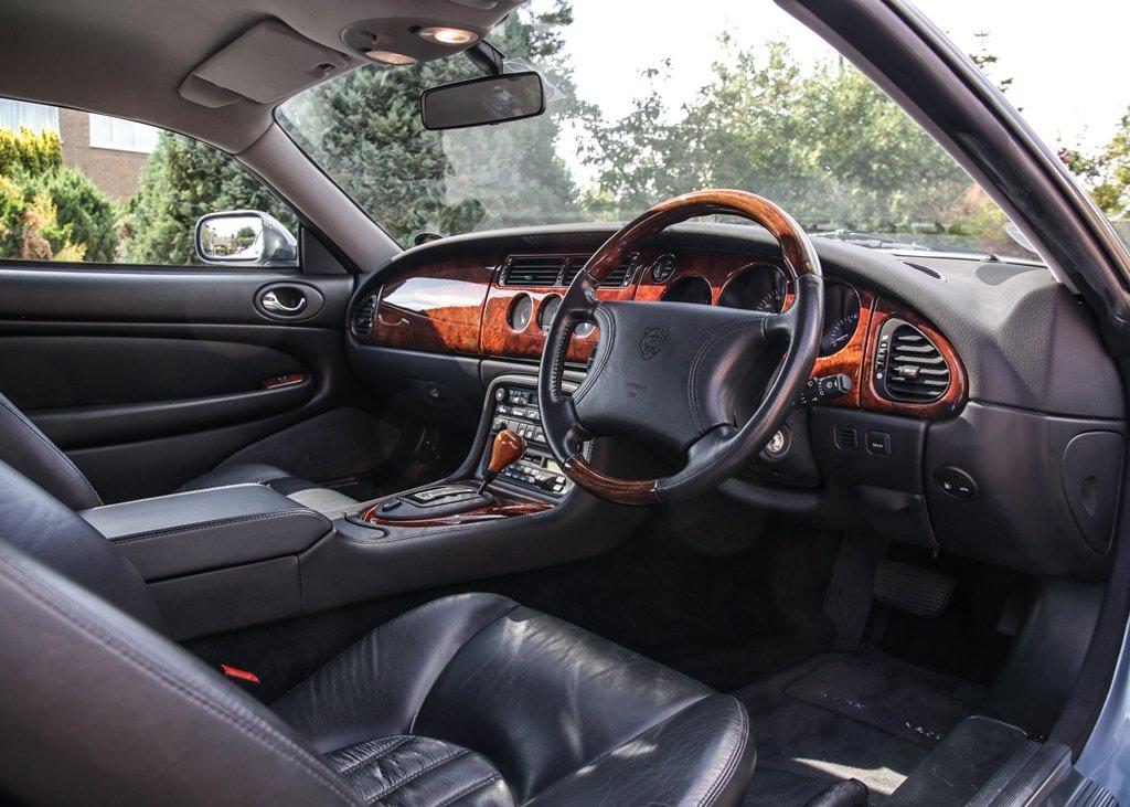 1997 Jaguar XK8 Coup For Sale by Auction | Car And Classic