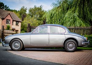 1968 Jaguar 340 Saloon to Mk. II Specification (3.8 litre, m For Sale by Auction