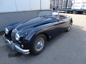 1958 Jaguar XK150SE Roadster '58 For Sale