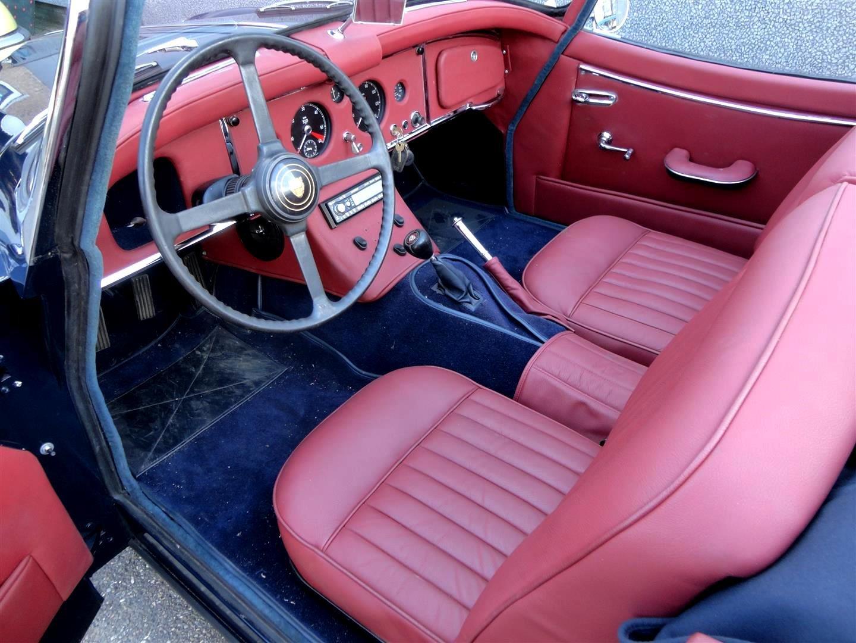1958 Jaguar XK150SE Roadster '58 For Sale (picture 4 of 6)
