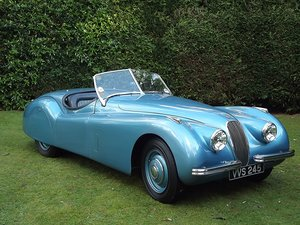 1952 JAGUAR XK120 SE 3.4 ROADSTER LHD For Sale
