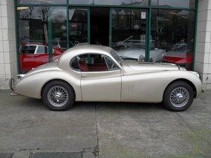 1952 Jaguar XK120 FHC RHD For Sale