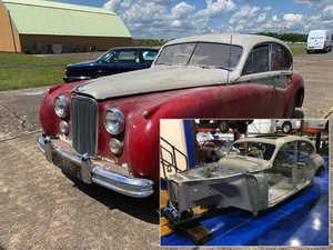 2x 1952 Jaguar Mark VII LHD and RHD - Restoration Project