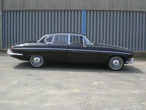 1968 Jaguar 420G. Garaged most of life, Original p For Sale