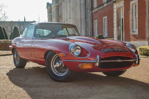 1969 Jaguar E-Type Series 2 Fixed Head Coupe, 4.2 Manual For Sale