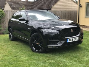 2018 Jaguar F-Pace R Sport 2.0 Awd For Sale