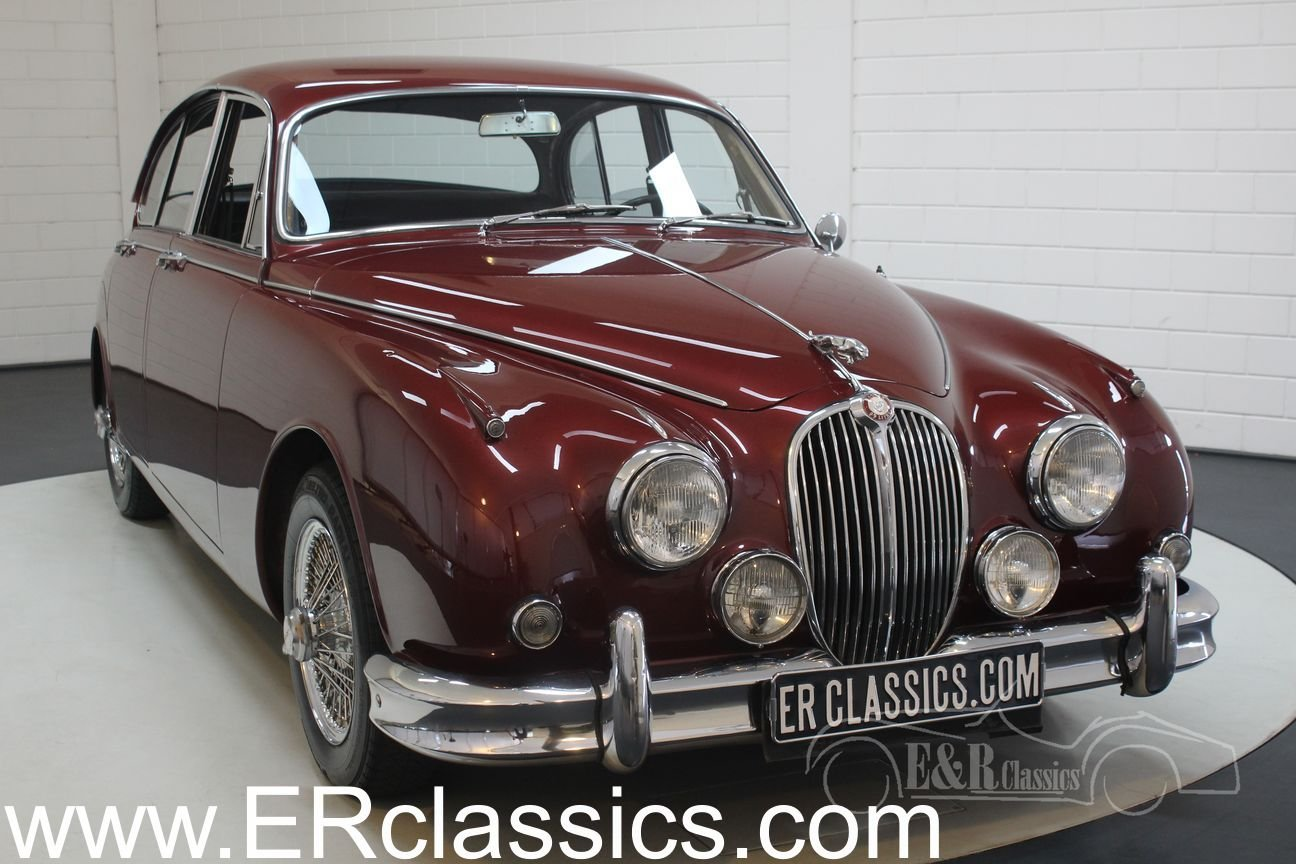Jaguar MK2 Saloon 3.8 1960 In beautiful condition For Sale (picture 1 of 6)