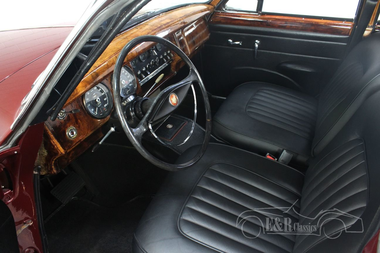 Jaguar MK2 Saloon 3.8 1960 In beautiful condition For Sale (picture 3 of 6)