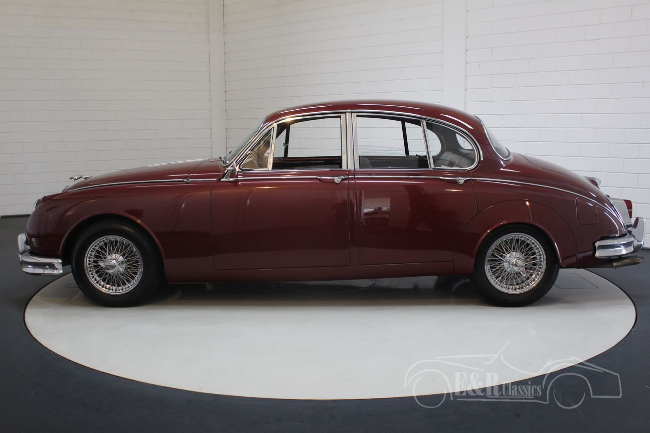 Jaguar MK2 Saloon 3.8 1960 In beautiful condition For Sale (picture 5 of 6)