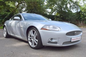 2007/07 Jaguar XKR 4.2 Auto. Finished in Silver For Sale
