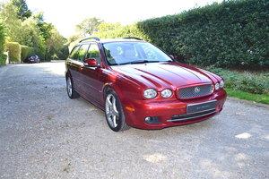 2009 Jaguar X-Type 2.0d Sovereign Estate RHD For Sale