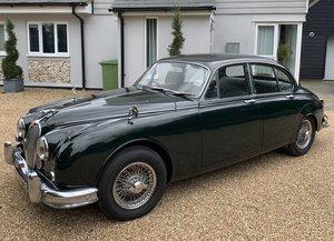 1967 Jaguar mk2 3.4 auto For Sale
