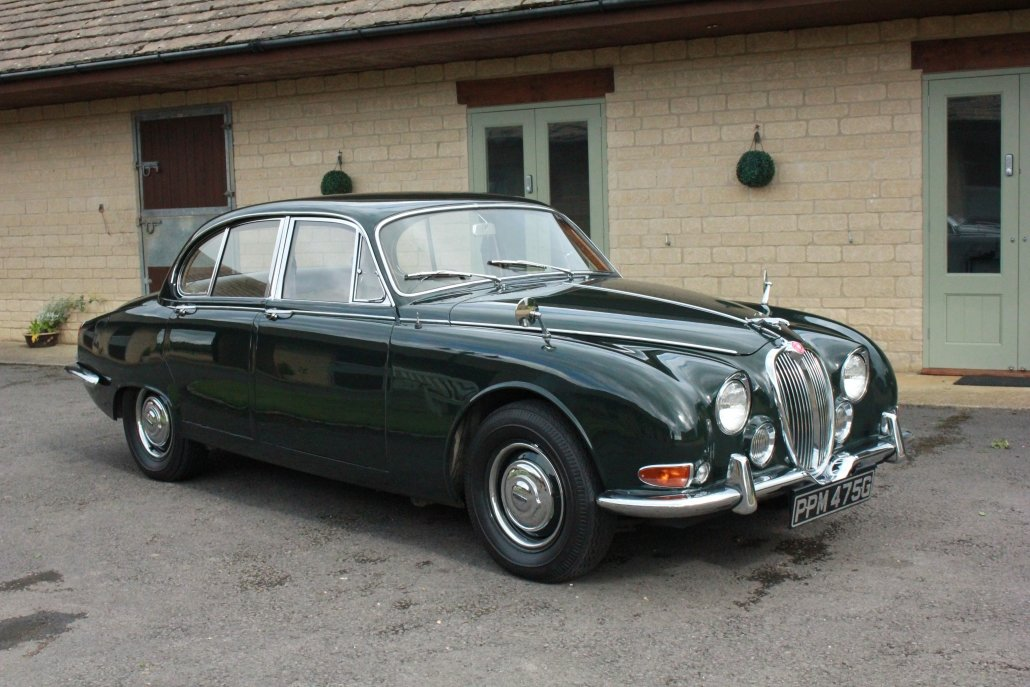 1968 JAGUAR S TYPE - 72,000 MILES For Sale (picture 1 of 19)