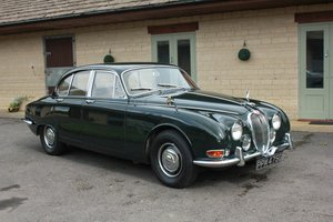 1968  JAGUAR S TYPE - 72,000 MILES