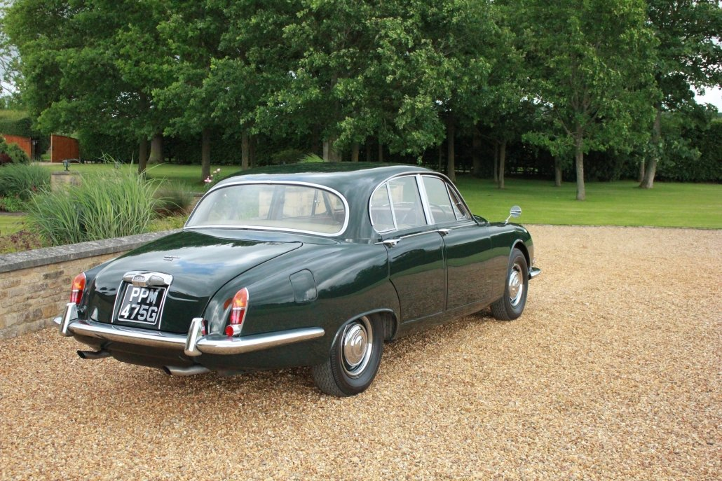 1968 JAGUAR S TYPE - 72,000 MILES For Sale (picture 3 of 19)