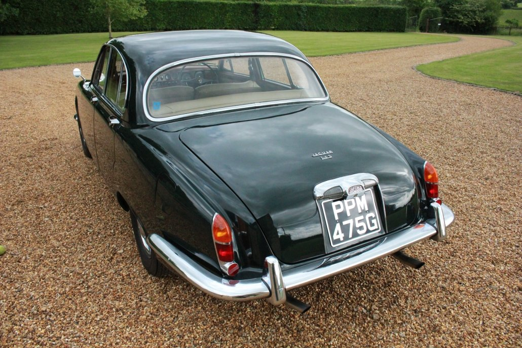 1968 JAGUAR S TYPE - 72,000 MILES For Sale (picture 4 of 19)