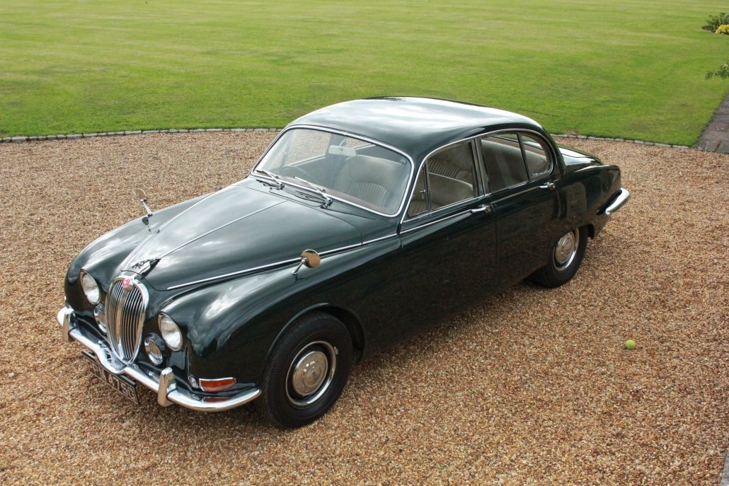 1968 JAGUAR S TYPE - 72,000 MILES For Sale (picture 5 of 19)