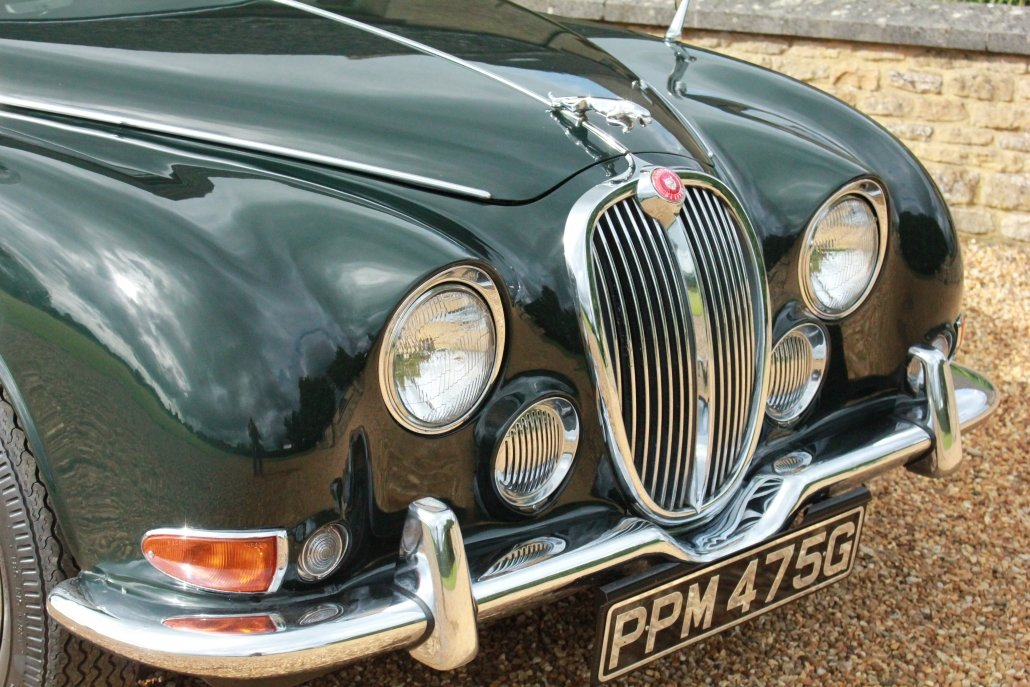 1968 JAGUAR S TYPE - 72,000 MILES For Sale (picture 8 of 19)