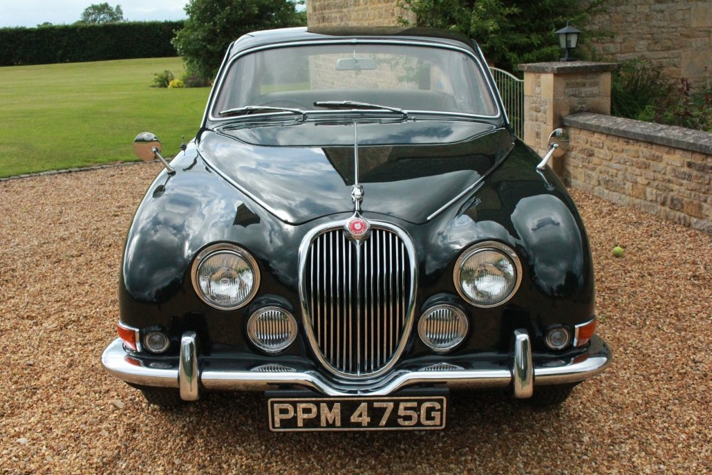 1968 JAGUAR S TYPE - 72,000 MILES For Sale (picture 9 of 19)