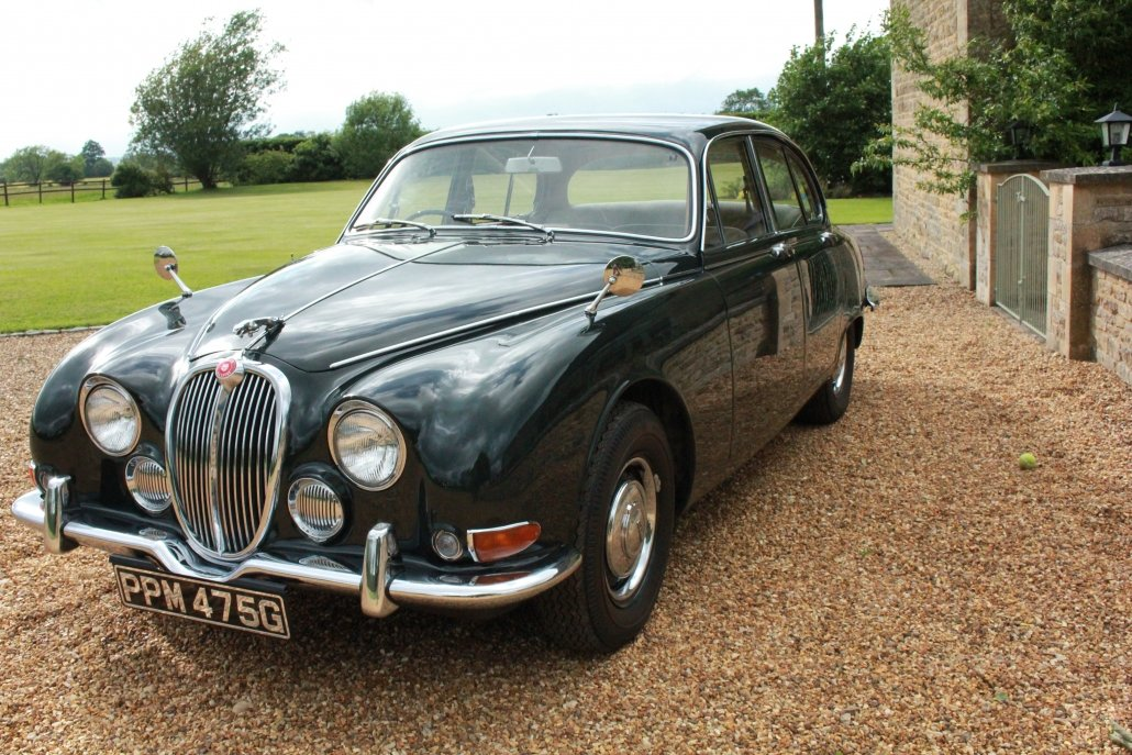 1968 JAGUAR S TYPE - 72,000 MILES For Sale (picture 10 of 19)