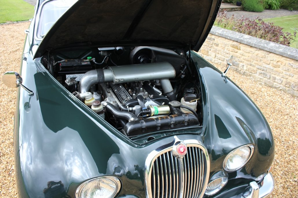 1968 JAGUAR S TYPE - 72,000 MILES For Sale (picture 13 of 19)