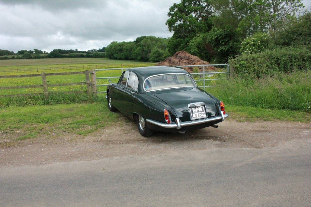 1968 JAGUAR S TYPE - 72,000 MILES For Sale (picture 19 of 19)