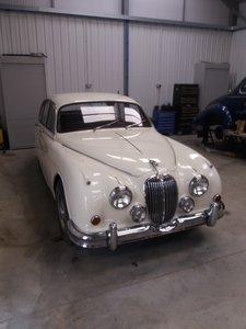 1964 Jaguar MK2 Original Matching numbers  SOLD