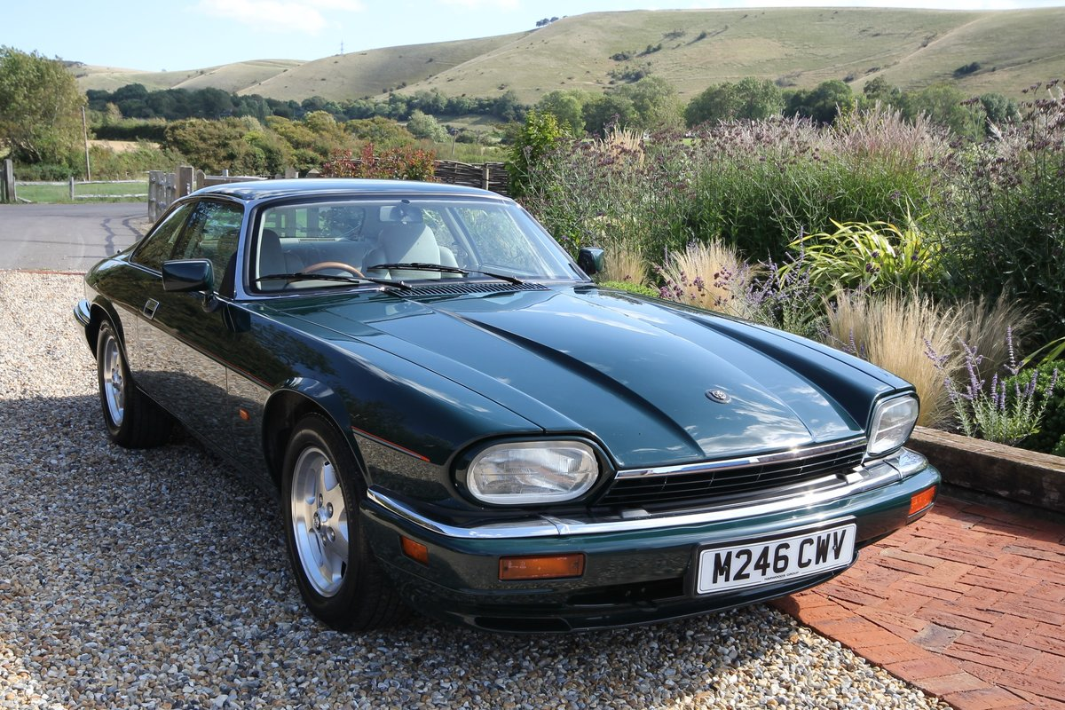 1995 Jaguar XJS 4.0 Coupe Low Mileage For Sale (picture 1 of 6)