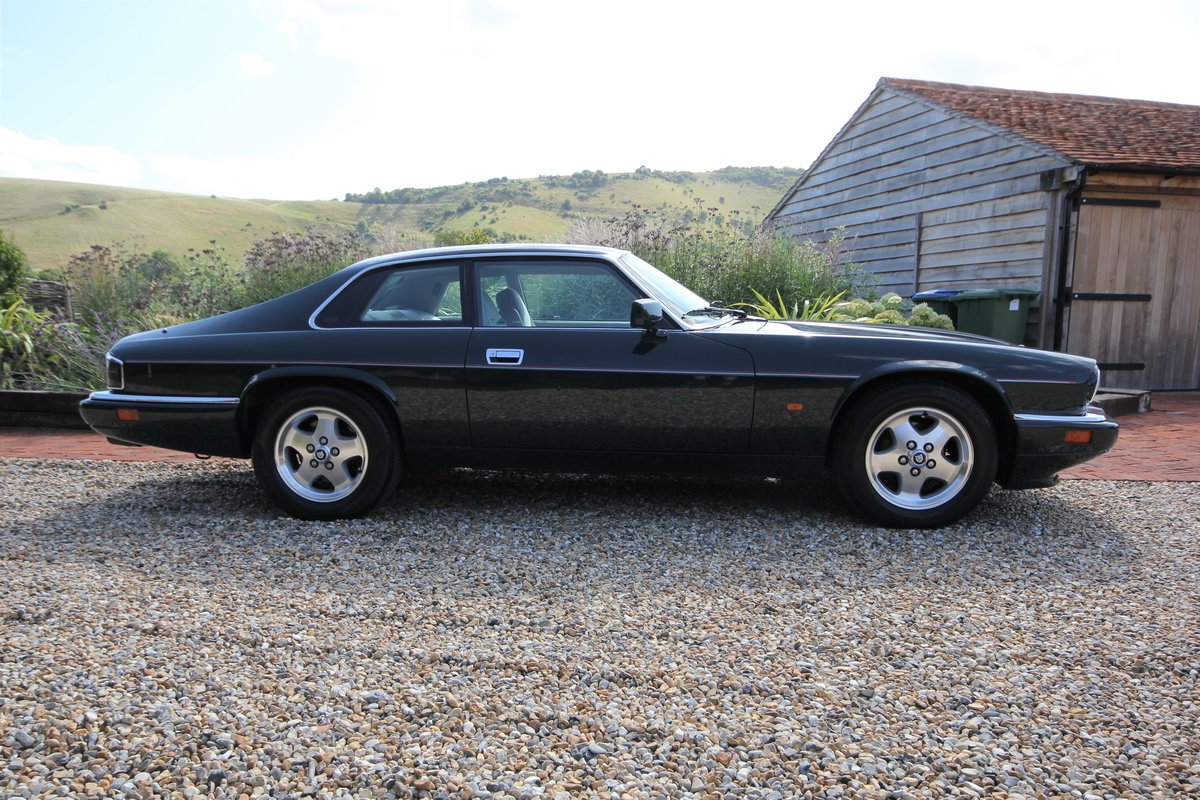 1995 Jaguar XJS 4.0 Coupe Low Mileage For Sale (picture 3 of 6)