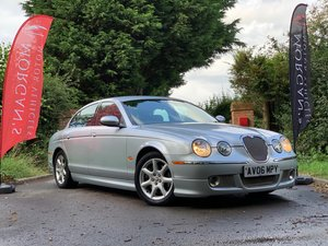 JAGUAR S-TYPE V6 AUTO 2006  For Sale
