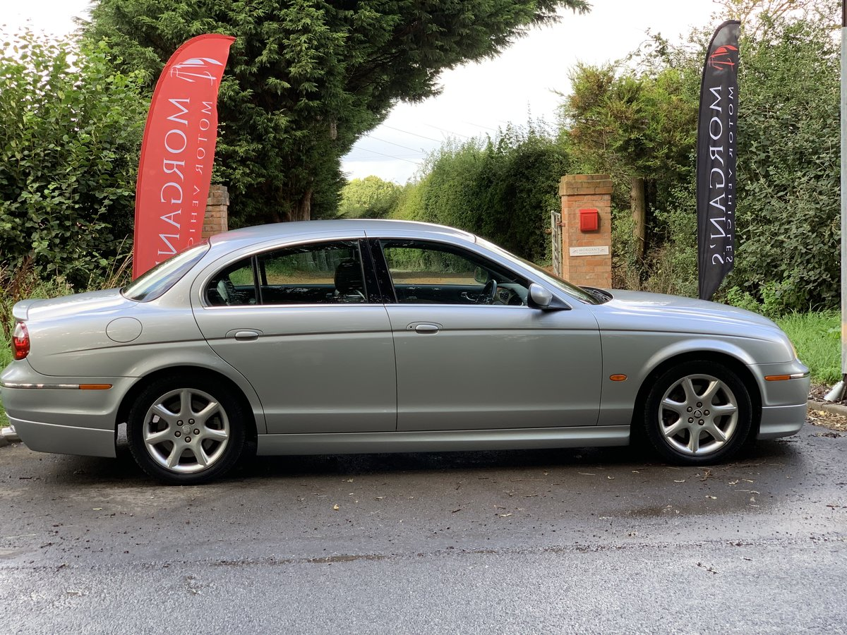 JAGUAR S-TYPE V6 AUTO 2006  For Sale (picture 2 of 6)