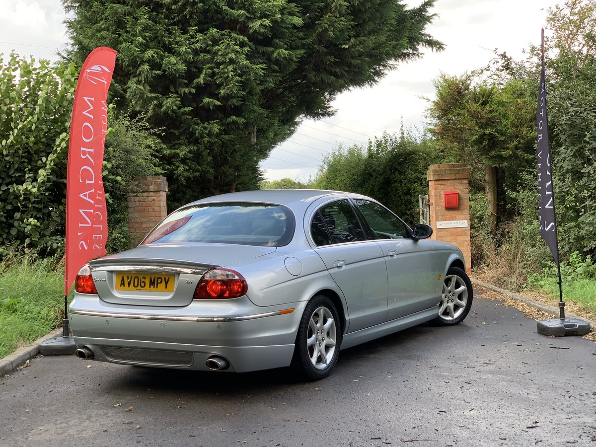 JAGUAR S-TYPE V6 AUTO 2006  For Sale (picture 3 of 6)