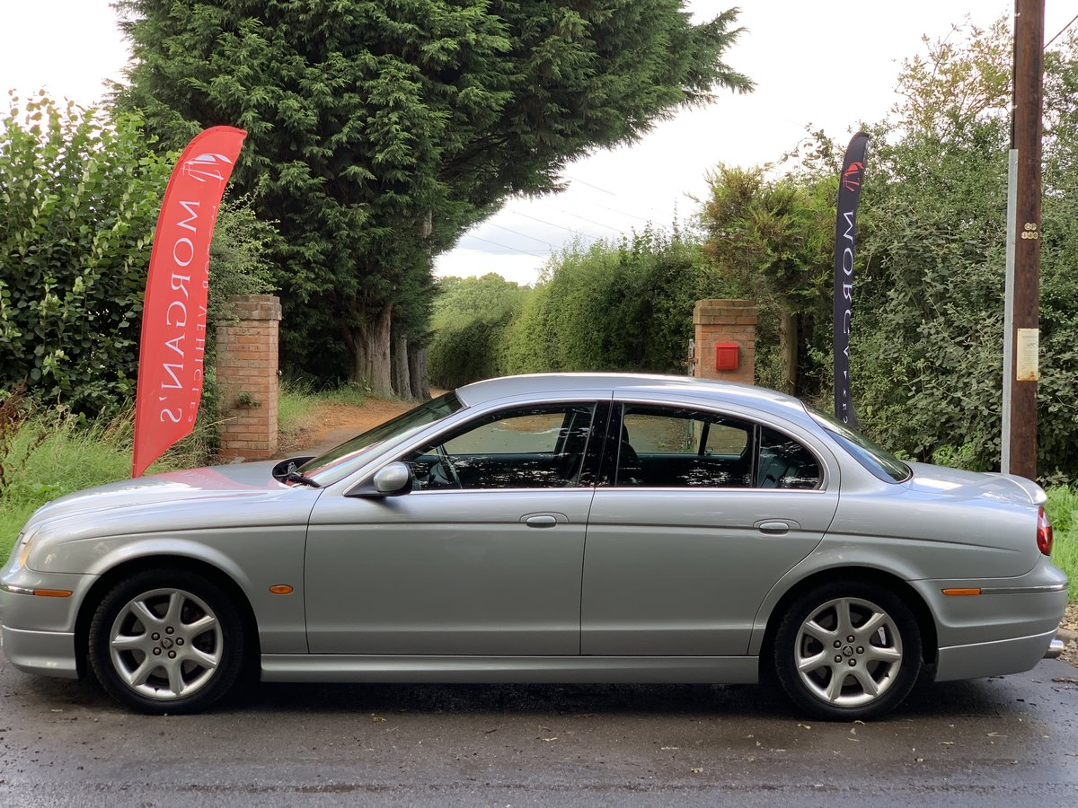 JAGUAR S-TYPE V6 AUTO 2006  For Sale (picture 6 of 6)