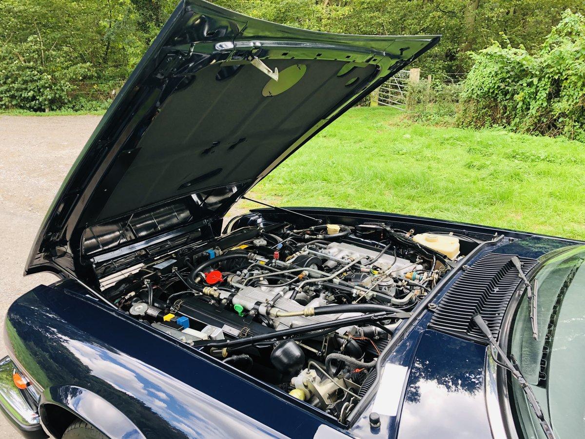 1992 Jaguar XJS 5.3L V12 Convertible 40000 miles For Sale (picture 4 of 6)