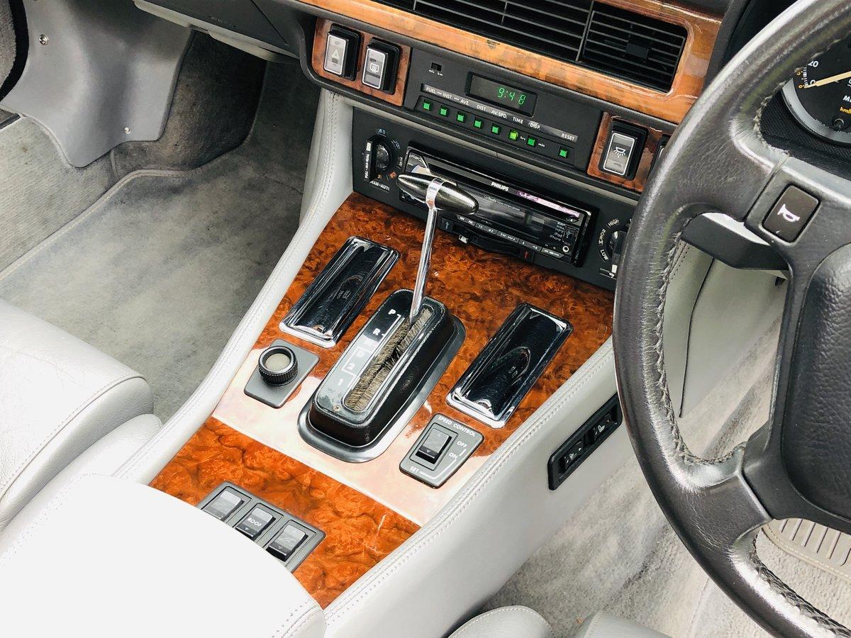 1992 Jaguar XJS 5.3L V12 Convertible 40000 miles For Sale (picture 5 of 6)